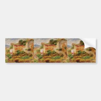 Courrier de La de Pierre-Auguste Renoir- Maison De Adhésif Pour Voiture