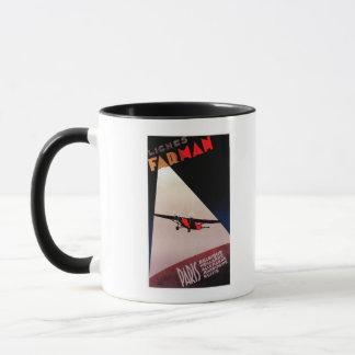 Courrier de promo de monoplan de Farman 300 de Mug