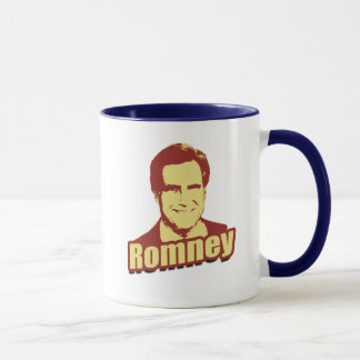 Courrier de propagande de MITT ROMNEY Mug