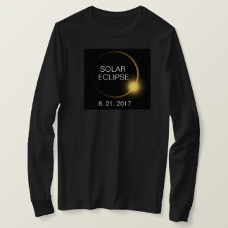 Courrier-Éclipse 8.21.2017 T-shirt