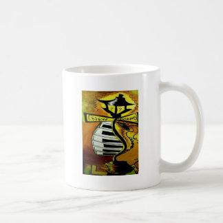 Courrier musical de rue de la Nouvelle-Orléans Mug