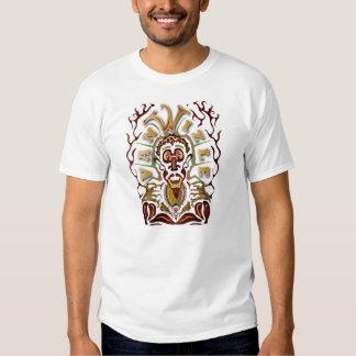 Courrier vers le haut de Vanwizle T-shirt
