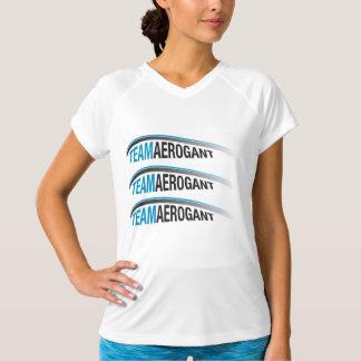 Course assez et individu de confiance t-shirt