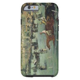 Course de chevaux de Manet |, 1872 Coque Tough iPhone 6