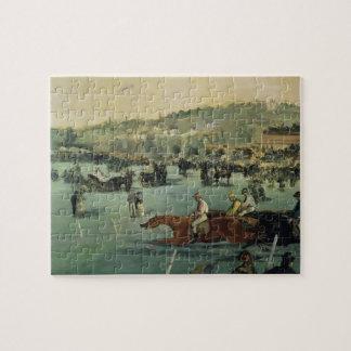 Course de chevaux de Manet |, 1872 Puzzle