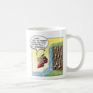 Course de pénalité mug