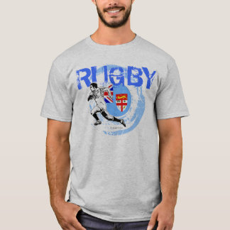 Course de T-shirt de fans de rugby des Fidji