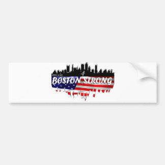 Course forte de Boston Autocollant Pour Voiture