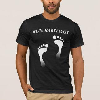 Course nu-pieds t-shirt