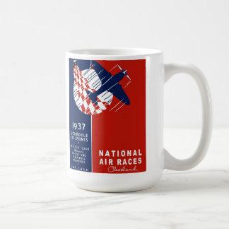 Courses d'air de nation de Cleveland Mug