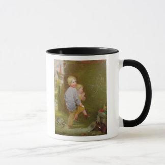 Courses de génie mug