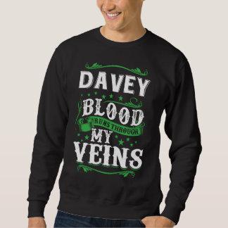 Courses de sang de DAVEY par mon Veius. T-shirt