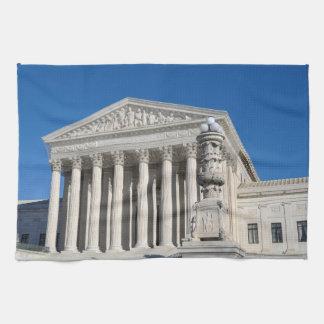 Court suprême Building-6 Serviette Pour Les Mains