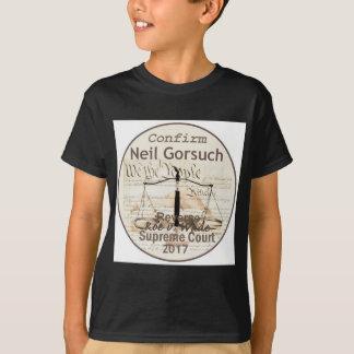 Court suprême de Neil GORSUCH T-shirt