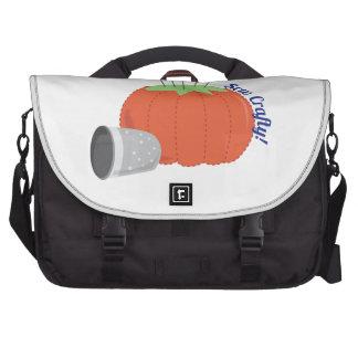 Cousez astucieux sacoche pour ordinateurs portables