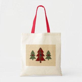 Cousez le sac d'arbre de Noël