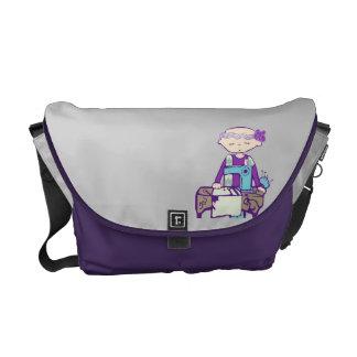 COUSEZ le sac messenger à bébé Sacoche