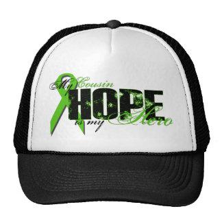 Cousin mon héros - espoir de lymphome casquette trucker