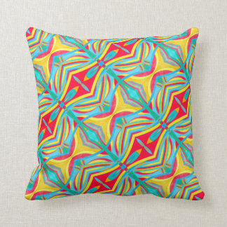 Coussin Abstract Triangle - Throw Pillow