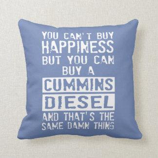 Coussin Aimez votre camion diesel ?