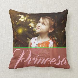 Coussin Almohada de Princesa
