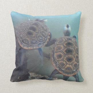 Coussin Amis de tortue