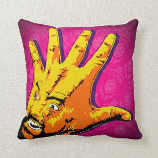 Coussin angry hand