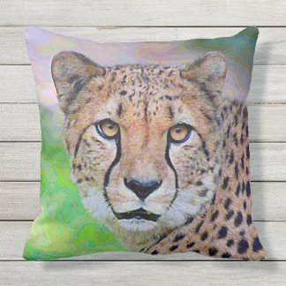 Coussin AnimalPaint_Cheetah_20171201_by_JAMColors