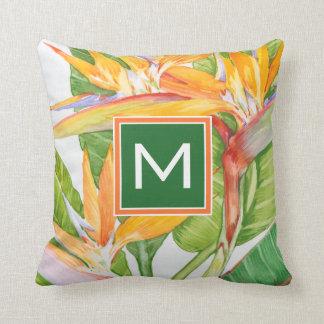 coussins fleur pour aquarelle personnalis s. Black Bedroom Furniture Sets. Home Design Ideas