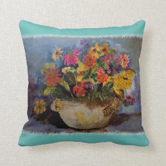Coussin Art. floral original de Marie Celeste