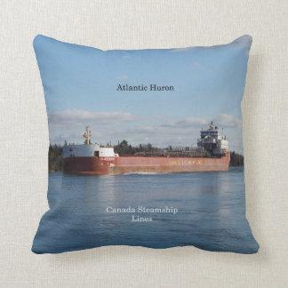 Coussin atlantique de carré d'Huron
