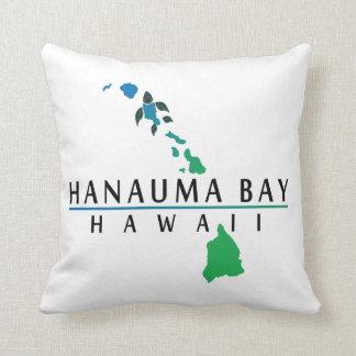 Coussin Baie Hawaï de Hanauma
