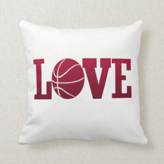 COUSSIN BASKET-BALL D'AMOUR