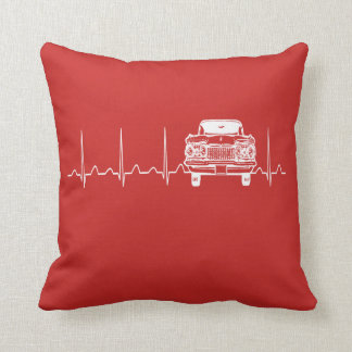 Coussin Battement de coeur de voiture