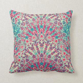 motif ethnique coussins carr s motif ethnique housses de. Black Bedroom Furniture Sets. Home Design Ideas