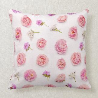 Coussin Bel arrangement floral