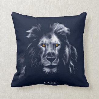 Coussin Belles couleurs du Roi Lion Cool Graphic Blue