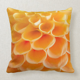 Coussin Bells oranges