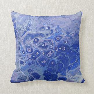 Coussin bleu/coussin de divan/carreau/p décoratif