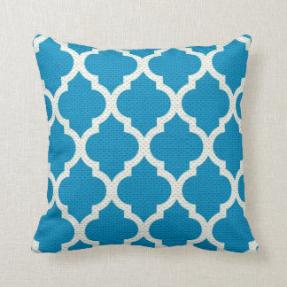 COUSSIN BLUE PATTERN