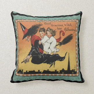 Coussin Bon Witchy aimable !