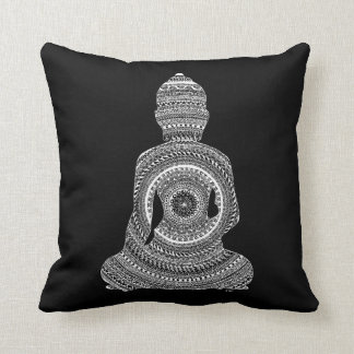 Coussin bouddha GraphiZen