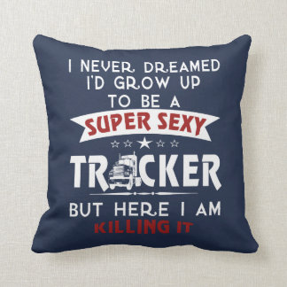 Coussin CAMIONNEUR sexy superbe