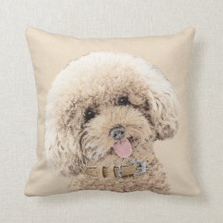 Coussin Caniche