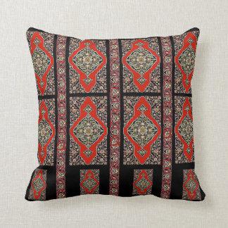 Coussin Carreau arménien 2 de polyester d'art populaire