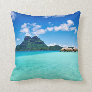 Coussin Carreau de Bora Bora
