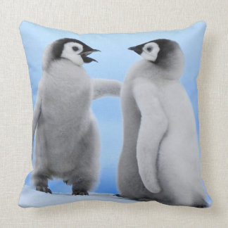 Coussin Carreau de pingouin