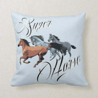 coussin - cheval superbe