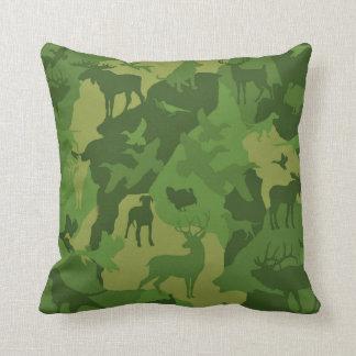 Coussin Chien de Cammo 2/camoflauge/deer/elk/moose/hunting