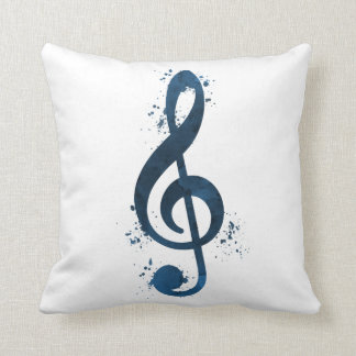 Coussin Clef triple